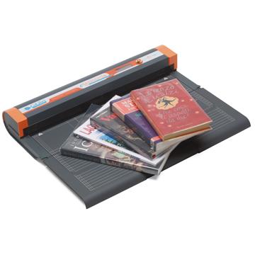 sistema per plastificazione dei libri