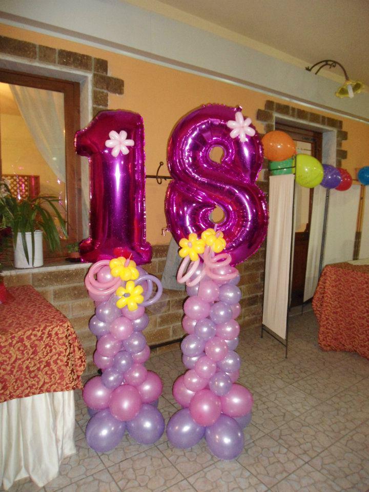 Palloncini per tutte le occasioni balloon shop for Decorazioni feste